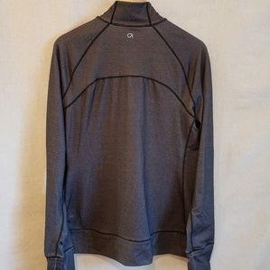GAP Jackets & Coats - GAP Fit striped Track athletic jacket L EUC